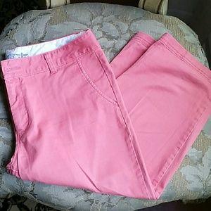 Dockers capri pants